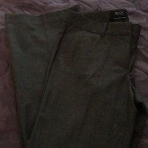 Body by Victoria grey/black pants